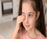 أمراض العيون لدى الأطفال