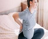 تخفيف ألم الظهر للحامل