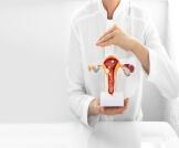 عملية لحمية الرحم بالمنظار