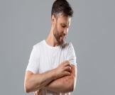 هل الأكزيما تنتشر في الجسم؟