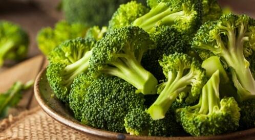 10 خضروات قليلة الكربوهيدرات