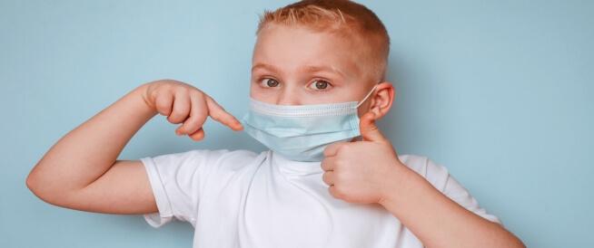 أعراض كورونا عند الأطفال بالترتيب