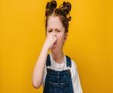 الرائحة الكريهة للمهبل عند الأطفال