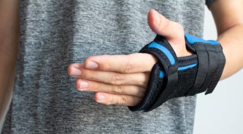 ما بعد عملية تسليك عصب اليد