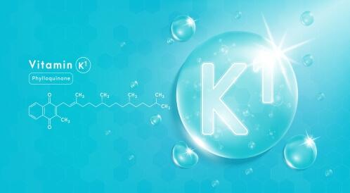 فيتامين K1 للرضع