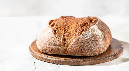 خبز الشعير لمرضى السكري