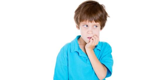 الوسواس القهري عند الأطفال