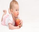 أعراض حساسية الطعام عند الرضع