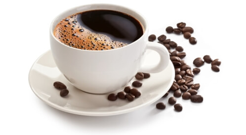 شرب القهوة بعد خلع الضرس