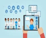 زيادة المرضى في العيادات الإلكترونية