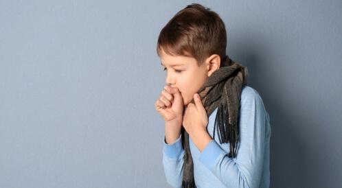 التهاب الشعب الهوائية عند الأطفال