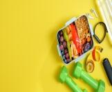 وجبات بعد التمرين لزيادة الوزن