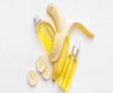زيت الموز