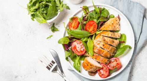 ماذا يأكل مريض التهاب البنكرياس