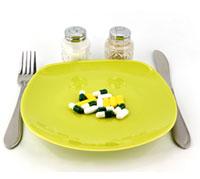 المكملات الغذائية والسرطان