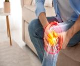 علاج آلام الركبة المفاجئ