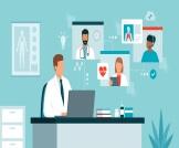 الرعاية الصحية الطارئة في التطبيب عن بعد