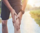 ألم الركبة بعد الرياضة