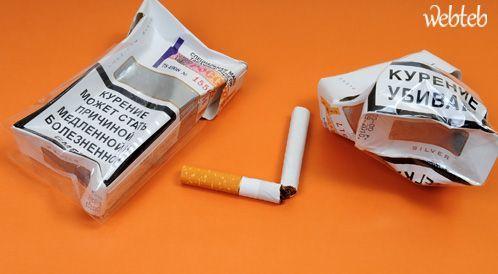 هل يفيد وضع صور عن التدخين وفظائعه على علب السجائر؟