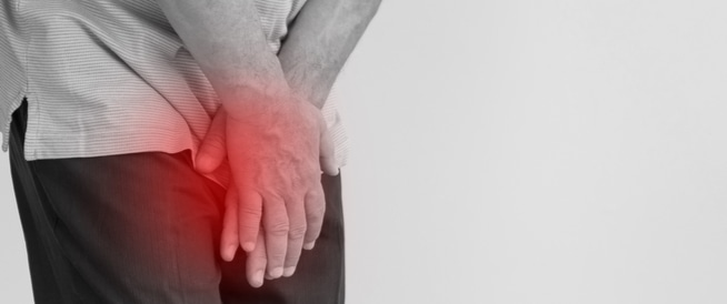 التهاب البروستاتا، اعراض وعلاج التهاب البروستاتا