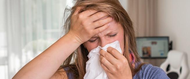 الأنفلونزا، علاج الانفلونزا، اعراض الانفلونزا