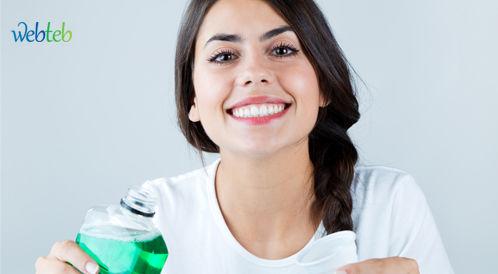 كيف نستخدم غسول الفم؟