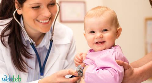 أسباب آلام البطن عند الأطفال
