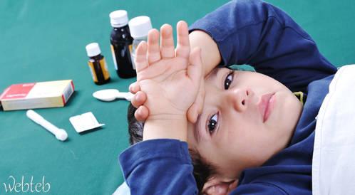 الدواء وطفلي