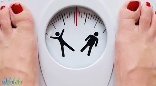 العلاقة بين الوزن الزائد و الاصابة بمرض السكري من النوع الثاني