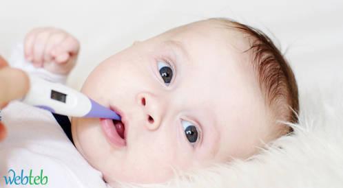 أعراض الإنفلونزا لدى الرضع