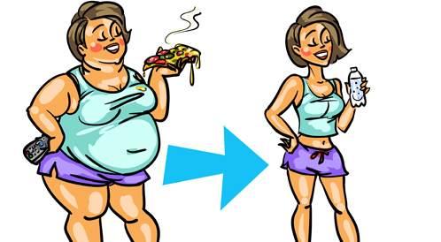 ستة أغذية لبطن مشدود