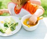 هل يتغذى طفلك جيداً؟