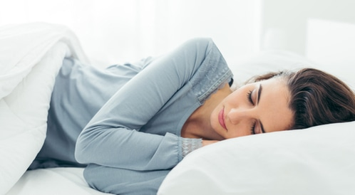 ماذا يحدث لجسدك وانت نائم
