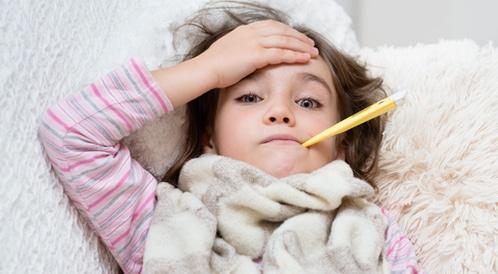 أمراض تنتقل للطفل من المدرسة أو الحضانة
