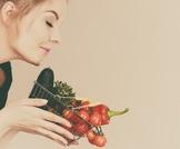 الأطعمة التي تعطي الجسم روائح جميلة