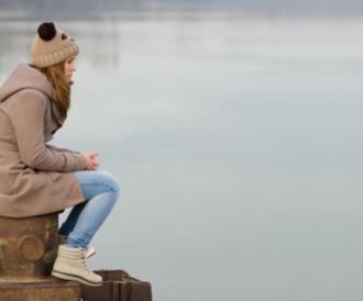 هل تشعر بالكآبة في الشتاء؟
