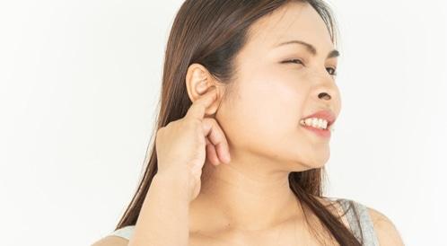 حكة الأذن
