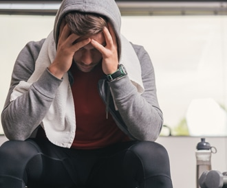 هل تعلم أن الاكتئاب قد يؤثر على معدتك