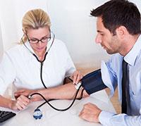 قياس ضغط الدم، ارتفاع الضغط وعلاجه