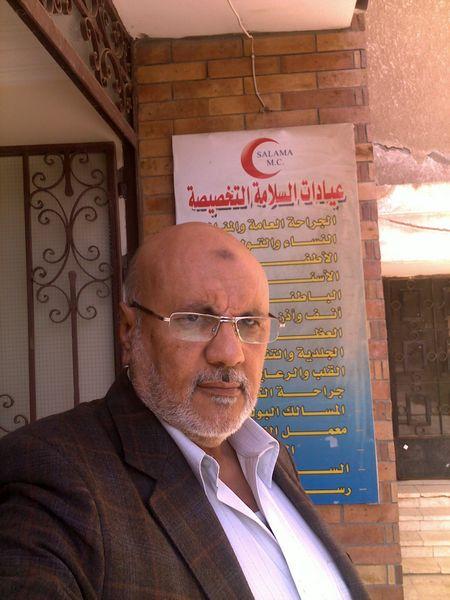 محسن شبل الشامى