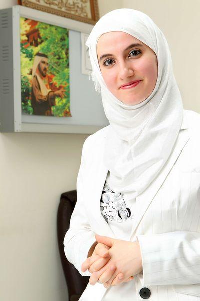 هادية محمد عزام قياسة