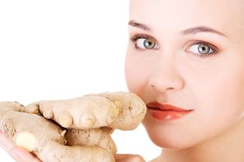 فوائد جمالية تعود على البشرة: فوائد الزنجبيل من الصحة الى التجميل