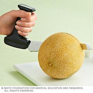 سكين مطبخ