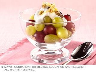 الفاكهة للتحلاية
