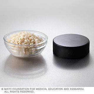 كربوهيدرات: الأرز البني وغيره