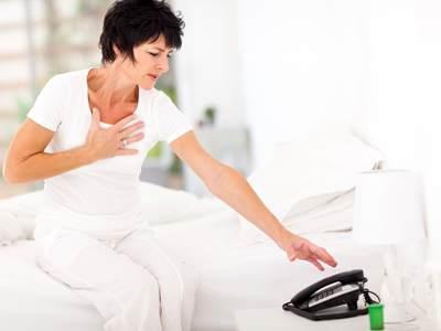 اعراض الجلطة والنوبة القلبية
