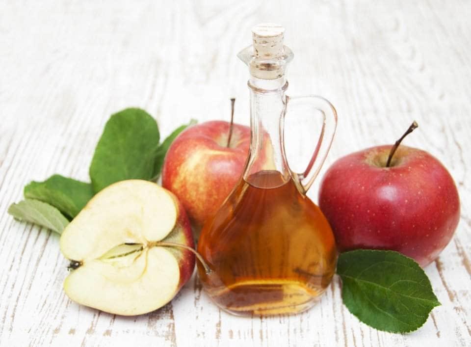 صورة لخل التفاح