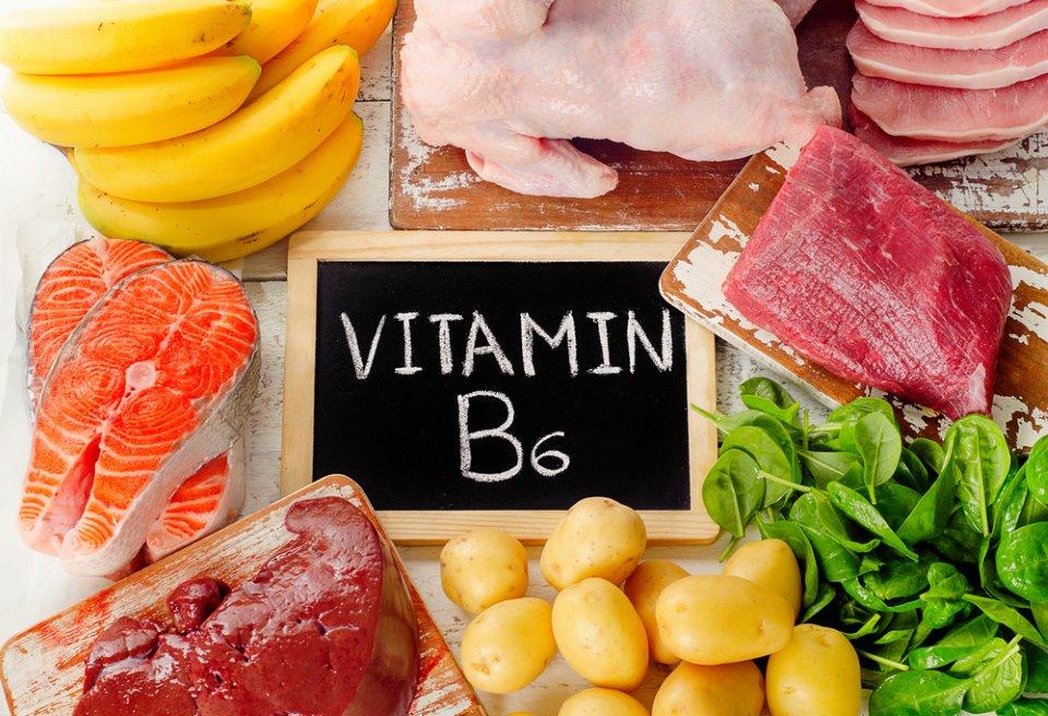 صورة لمصادر فيتامين B6