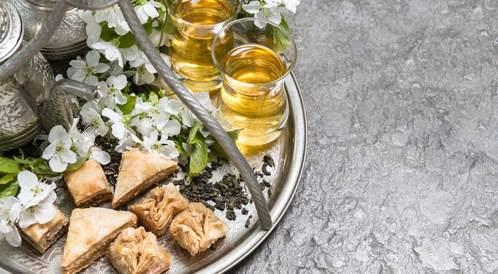 صور لمشروبات وحلويات العيد التقليدية