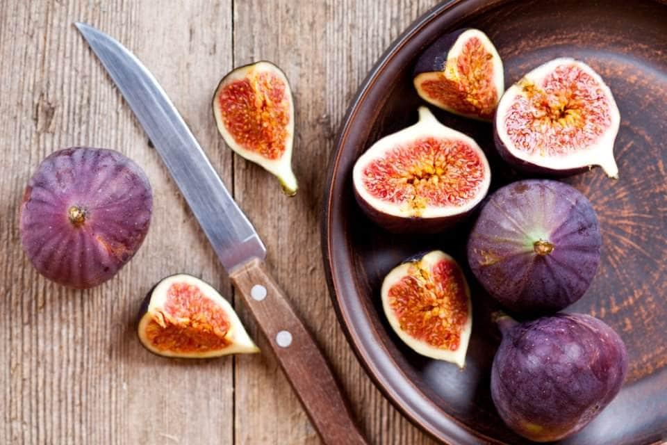صورة لفاكهة التين